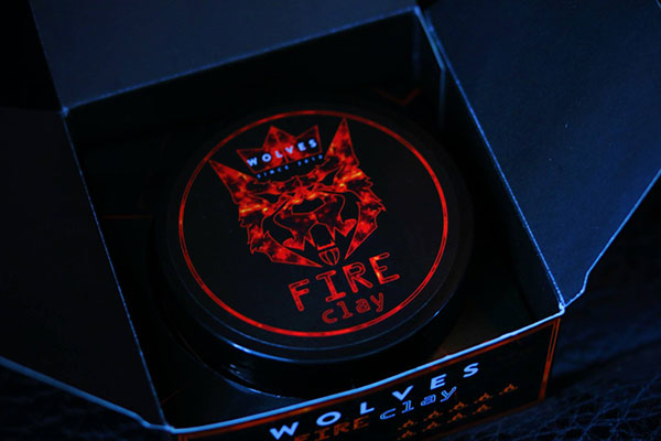 The Wolf Fire Clay