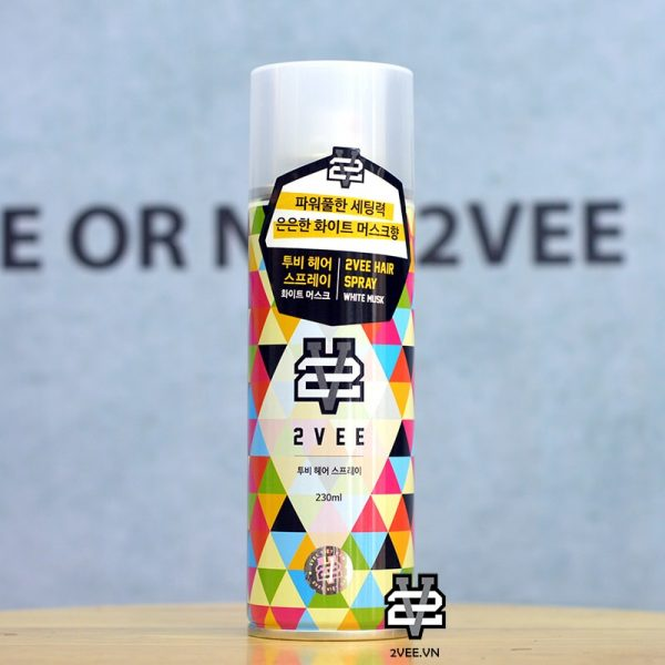 gom 2vee hair spray