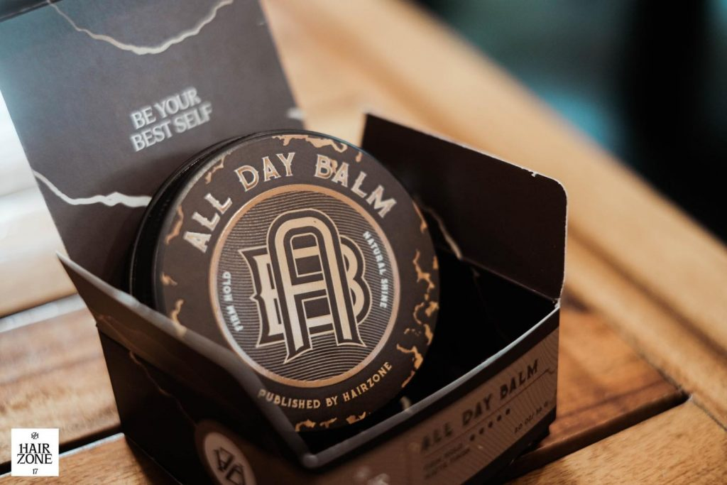 Sáp Hairzone All Day Balm 2020
